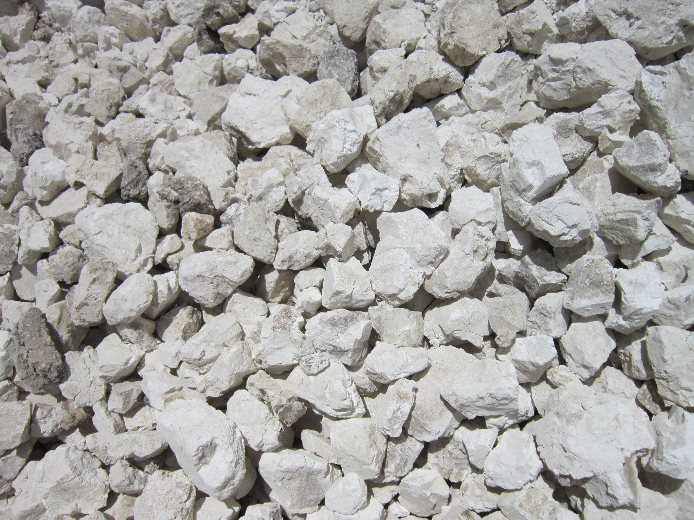Pebble Quicklime